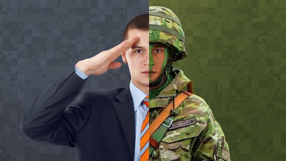 Kell-e nekünk sorozott hadsereg?
