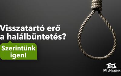 Toroczkai: Halálbüntetés vagy Szibéria!