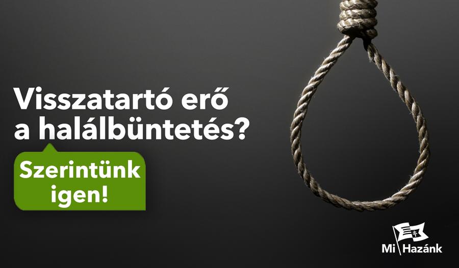 Miért hasznos a halálbüntetés?