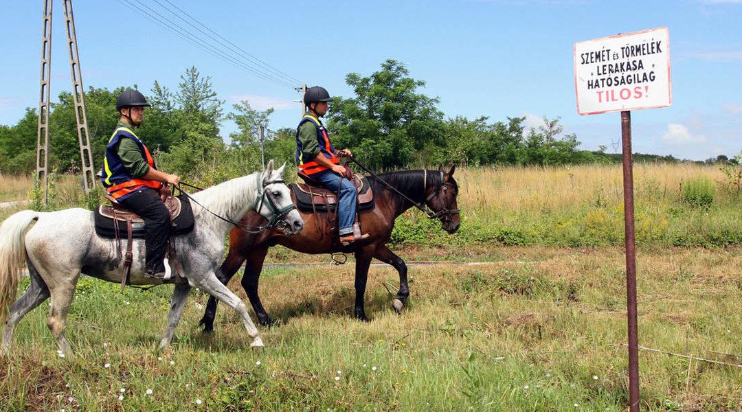Megszűnik a lovas mezőőrség Miskolcon?