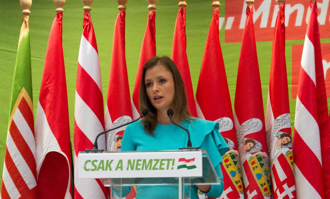 A címerrel egészítené ki Magyarország zászlaját a Mi Hazánk