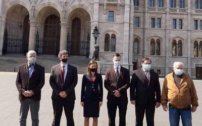 Újabb hat budapesti képviselőjelölt mutatkozott be