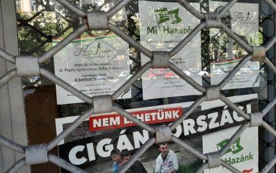 Együtt állt a cigányok oldalára a Fidesz és a balliberális tömb Józsefvárosban