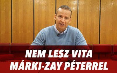 Lesz vita Márki-Zay Péterrel?